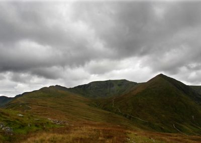 Helvelyn & Striding edge
