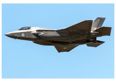RAF-RN F-35B #ZM-145