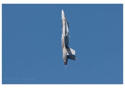 RCAF F-18 Hornet (1 of 2)