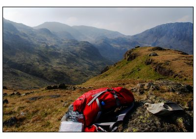 Scafell and new Rucsack