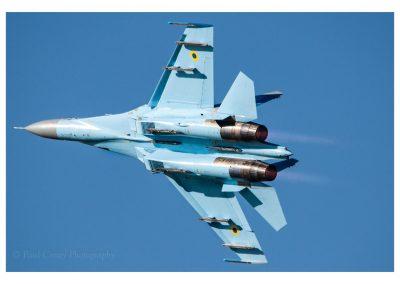 Sukhoi Su 27 Ukranian (1 of 6)
