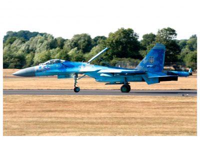 Sukhoi Su 27 Ukranian (5 of 6)