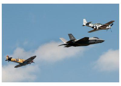 USAF Heritage Flight-2