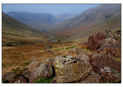 Wasdale towards Wasdale Head