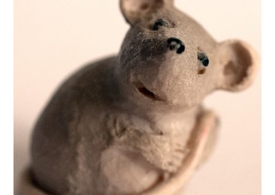 Earthenware Mouse (1 of 1)