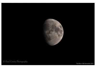 Moon 18th Nov 2018 (1 of 1)