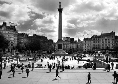 Trafalgar Square 2015