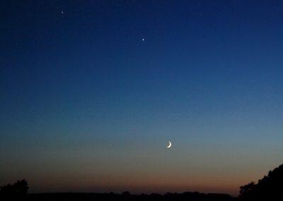 Venus Jupiter Regulus