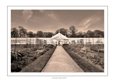 Clumber Park Greenhouses